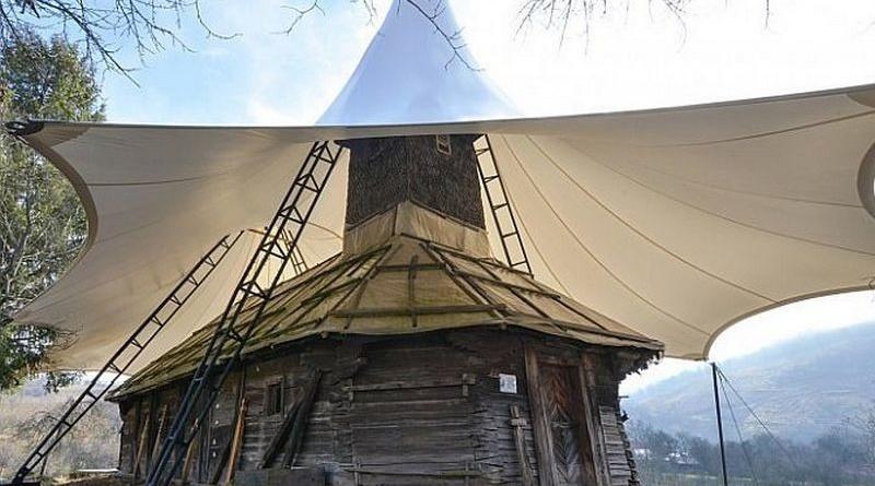 Lugoj Expres Salba de biserici din lemn din estul județului Timiș, adevărate perle arhitectonice ce dăinuie de trei-patru veacuri, trebuie salvată salvarea bisericilor din lemn patrimoniu monumente Mitropolitul Ioan Mitropolitul Banatului bisericile din lemn