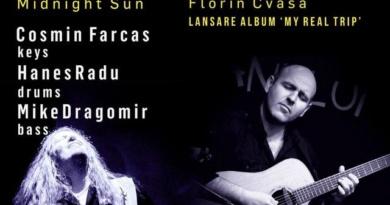 Lugoj Expres Lugojul găzduiește o nouă ediție a Galei Internaționale de Blues și Jazz Rareș Totu's Midnight Sun Lugoj jazz Horea Crisovan festival internațional Dean Bowman Casa de Cultură a Municipiului Lugoj blues