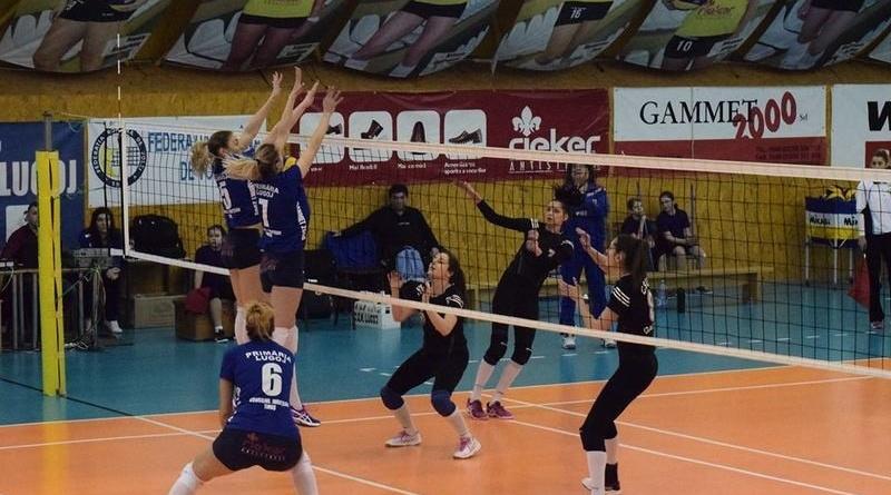 Lugoj Expres CSM Lugoj, la cel de-al treilea eșec în grupa locurilor 1-6 volei Divizia A1 Dinamo București CSM Lugoj CSM București