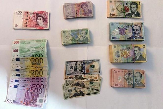 Lugoj Expres Un valutist din Lugoj a rămas fără aproape 100.000 de lei valutist lugojean a rămas fără 100000 de lei jandarmii timișeni bani confiscați