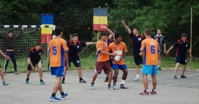 "Lugoj Expres ""Cupa 1 Iunie"" la handbal masculin, la Centru de Plasament Găvojdia handbal masculin Găvojdia DGASPC Timiș Cupa 1 Iunie centrul de plasament"