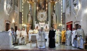 Lugoj Expres Întâlnirea tineretului din Eparhia Greco-Catolică de Lugoj întâlnirea tineretului greco-catolic Eparhia de Lugoj Bazilica Maria Radna ASTRU
