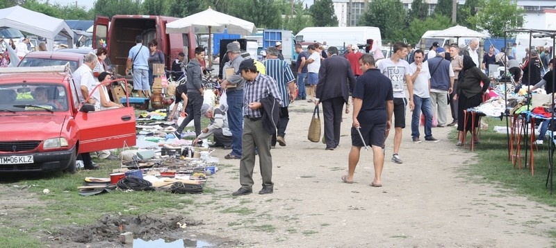 Lugoj Expres Piața de vechituri din Lugoj va fi... modernizată reabilitare Piața Obor piața de vechituri modernizare Lugoj centrul hipic