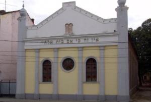 Lugoj Expres Noaptea Sinagogilor Deschise: Recital de orgă la Sinagoga din Lugoj