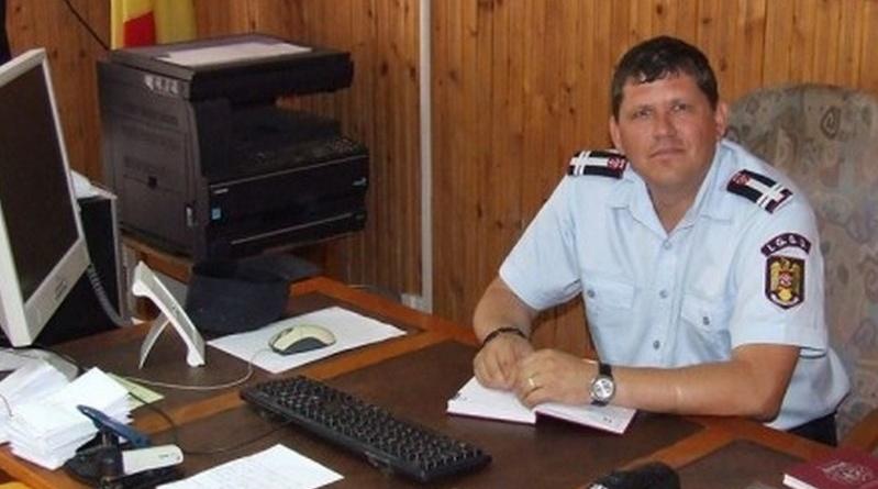 Lugoj Expres Lt.-col. Cristinel Coneru a rămas inspector șef al ISU Caraș-Severin pompieri ISU Semenic ISU Cara: Severin inspector ;ef Cristinel Coneru