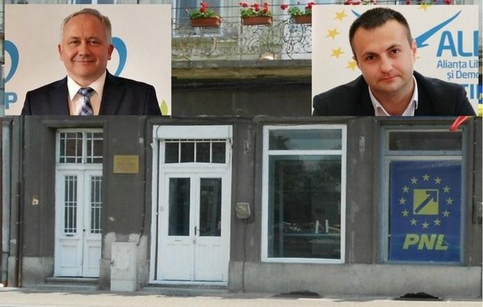 Lugoj Expres Cornel Sămărtinean (PMP) și Marian Cucșa (ALDE) își deschid birouri parlamentare la Lugoj, în... același apartament PMP Timiș PMP Marian Cucșa deputați de Timiș Cornel Sămărtinean consilierii lugojeni cabinet parlamentar birou parlamentar AlDE Timiș ALDE