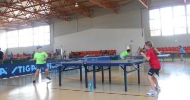 """Lugoj Expres Cupa """"Valentin Dorca"""", la tenis de masă Valentin Dorca tenis de masă Lugoj Cupa Valentin Dorca cupa competiție Clubul Maraton 93 Lugoj"""