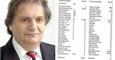 Lugoj Expres Primarul Lugojului și-a făcut public fluturașul de salariu salariu primar primarul Lugojului noua grilă de salarizare indemnizație Francisc Boldea