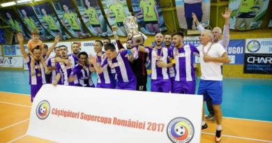 Lugoj Expres Informatica Timișoara a câștigat, în premieră, Supercupa României la futsal trofeu Supercupa României Lugoj Informatica Timișoara futsal fotbal în sală Federația Română de Fotbal Autobergamo Deva