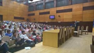 """Lugoj Expres """"Split TVA"""" în dezbaterea profesioniștilor contabili timișeni Split TVA fiscalitate Corpul experților contabili contabili autorizați contabili CECCAR Timiș"""