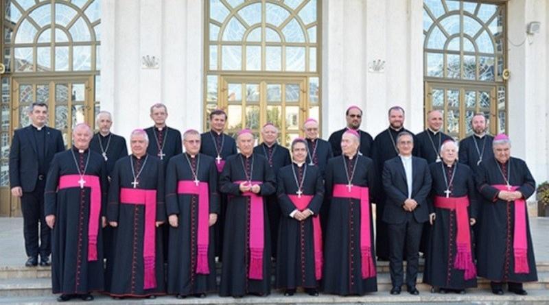 Lugoj Expres P.S. Alexandru Mesian, la Conferința Episcopilor Catolici din România romano-catolici greco-catolici episcop de Lugoj Conferința Episcopilor Catolici din România conferință