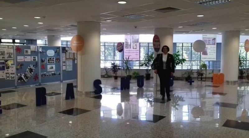 """Lugoj Expres Colegiul """"C. Brediceanu""""- model de bune practici în implementarea proiectelor din domeniul educației reuniune proiecte de parteneriat strategic model informare Erasmus+ domeniul educației Colegiul Naţional """"Coriolan Brediceanu"""" Lugoj"""