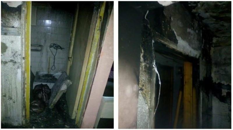 Lugoj Expres Panică la Lugoj. Locatarii unui bloc au fost evacuați pompieri panică locatari evacuați incendiu foc