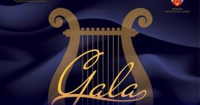 Lugoj Expres Gala premiilor lugojene - ediția a VII-a Steven Ausnit spectacol premii Lidl gala premiilor lugojene gală festivitate cetățean de onoare Aura Twarowska