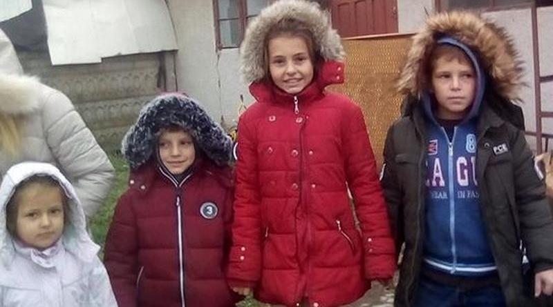 Lugoj Expres Asociația Speranța pentru România a inițiat mai multe campanii pentru a ajuta o familie cu șase copii din comuna Victor Vlad Delamarina familie fără casă donații copii premianți Asociația Speranța pentru România apel