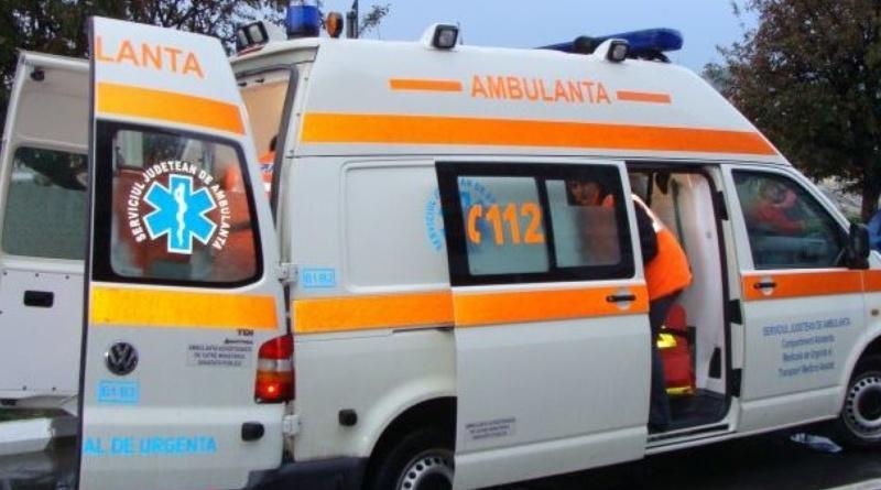 Lugoj Expres Coliziune între două mașini, la Fădimac. Două persoane au fost rănite victime spital mașini impact Fădimac doi răniți coliziune accident