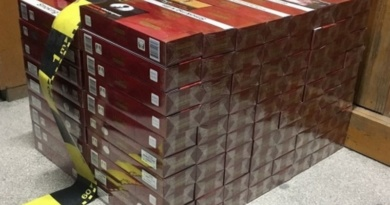 Lugoj Expres 31.800 de țigarete de contrabandă, descoperite într-un autoturism țigarete prejudiciu infracțiune dosar penal contrabandă autoturism