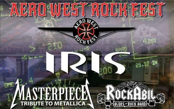 Lugoj Expres Un nou festival la Buziaș: Aero West Rock Fest zbor cu avionul tombolă rock premii paradă moto Iris festival concursuri concert Buziaș Aero West Rock Fest Aero West