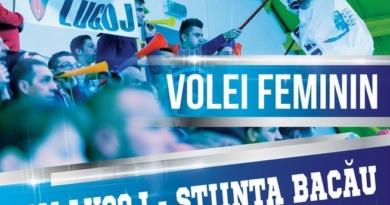 Lugoj Expres Final de sezon! Ultima întâlnire cu actuala echipă de volei a Lugojului volei final de sezon Știința Bacău întâlnire Divizia A1 CSM Lugoj