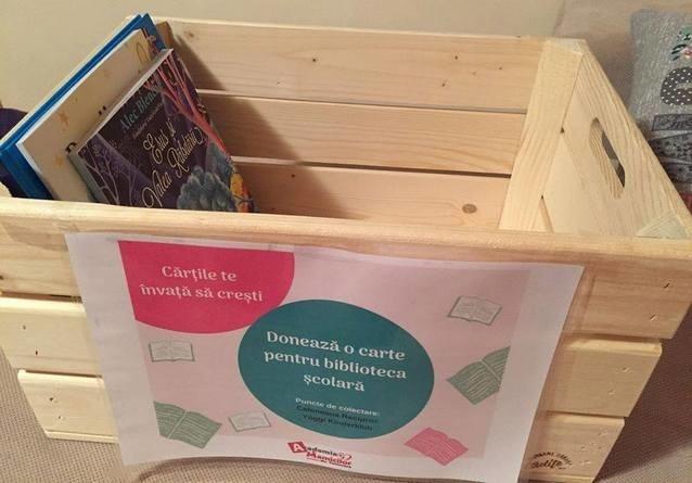 Lugoj Expres Cărți pentru copiii din Coșteiu școala din Coșteiu școala de vară la sat donează o carte Coșteiu cărțile de învață să crești cărți pentru copii biblioteca școlii Academia Mămicilor Timișoara