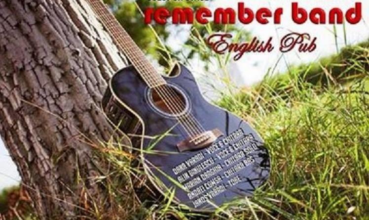 Lugoj Expres Remember Band, concert la English Pub Art Club trupă Remember Band Lugoj English Pub Art Club concert
