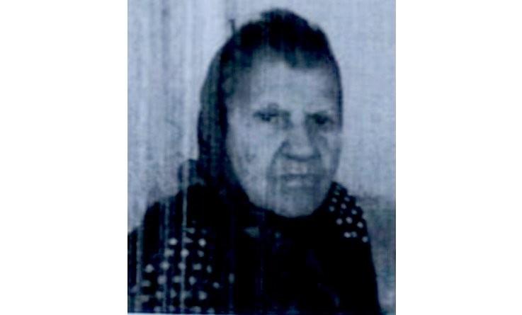 Lugoj Expres O bătrână din Lugoj a dispărut de acasă de aproape o lună Lugoj femeie dispărută dispărută batrână dispărută