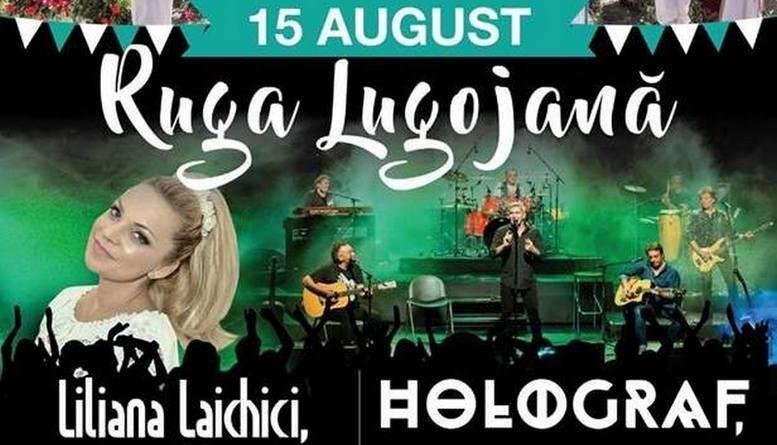 Lugoj Expres Lugojul, în sărbătoare: Ruga lugojană 2018! spectacol folcloric sărbătoare ruga lugojeană Lugoj hram Holograf concert Biserica Adormirea Maicii Domnului Lugoj artificii