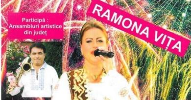 Lugoj Expres Zilele comunei Criciova, ediția a II-a zilele comunei spectacol Ramona Vița Primăria Criciova folclor Criciova ansambluri folclorice