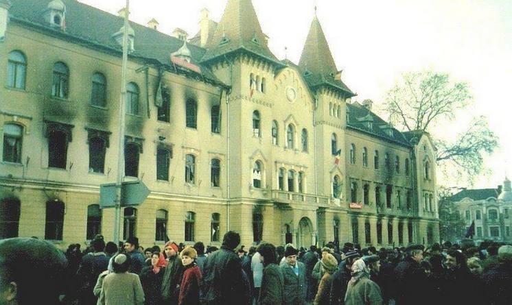 Lugoj Expres Centru Regional de Cercetare a Revoluției din Decembrie 1989, la Lugoj. Ministrul Apărării Naționale participă la deschidere revoluție Lugoj revoluție ministrul Apărării Naționale IRRD Institutul Revoluției Române din Decembrie 1989 eveniment cercetare centru regional