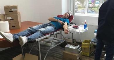 Lugoj Expres Rotary invită lugojenii să doneze sânge sânge salvează vieți Rotary Lugoj Rotary Lugoj donează sânge donare campanie Rotary