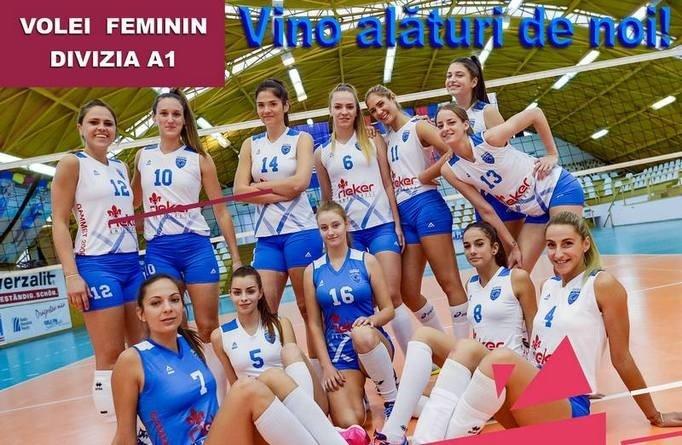 Lugoj Expres Invitație la volei: CSM Lugoj - CSU Belor Galați volei prima ligă meci Divizia A1 CSU Belor Galați CSM Lugoj