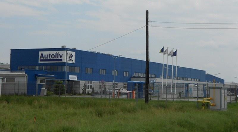 Lugoj Expres Autoliv se extinde! Vor fi înființate 800 de noi locuri de muncă producție Lugoj investiție hală fabrică Autoliv