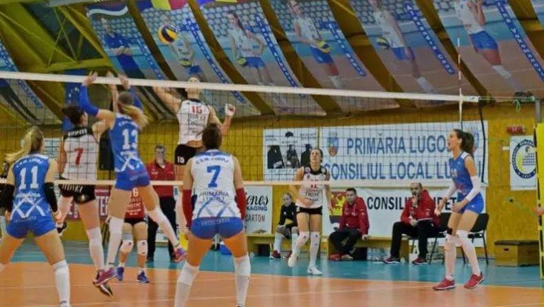 Lugoj Expres Volei, amical: CSM Lugoj întâlnește pe RK Linamar Bekescsaba volei sezon RK Linamar Bekescsaba pregătire meci amical lot CSM Lugoj