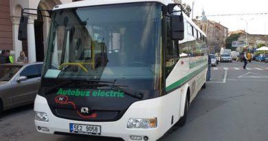 Lugoj Expres Autobuze electrice pentru municipiul Lugoj. A fost semnat ordinul de finanțare stație de încărcare proiect POR ordin municipiul Lugoj MDRAP Lugoj finanțare autobuze electrice
