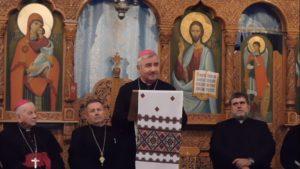 Lugoj Expres Exemplu de ecumenism! De 23 de ani, reprezentanții cultelor din Lugoj se roagă, împreună, pentru unitatea creștinilor unitatea creștinilor rugăciune Octava de rugăciune pentru unitatea creștinilor octava Lugoj întâlnire eveniment ecumenică culte Lugoj creștini Lugoj biserici biserica ucraineană