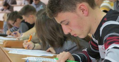 Lugoj Expres Elevii lugojeni și-au confirmat valoarea la etapa locală a Olimpiadei de matematică olimpiada de matematică olimpiadă matematică aplicată matematică Lugoj faza locală elevi concurs Adolf Haimovici