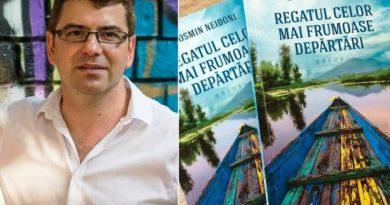 Lugoj Expres Un nou eveniment editorial la Casa Bredicenilor Regatul celor mai frumoase depărtări Lugoj lansare eveniment editorial Cosmin Neidoni Casa Bredicenilor carte