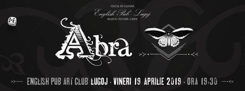 Lugoj Expres Concert ABRA, la English Pub trupă English Pub Art Club Lugoj concert Abra