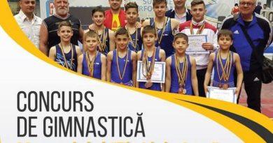 Lugoj Expres Concurs de gimnastică: Memorialul Tit Liviu Isar Timișoara Sibiu Reșița Memorialul Tit Liviu Isar Lugoj gimnastică concurs Arad