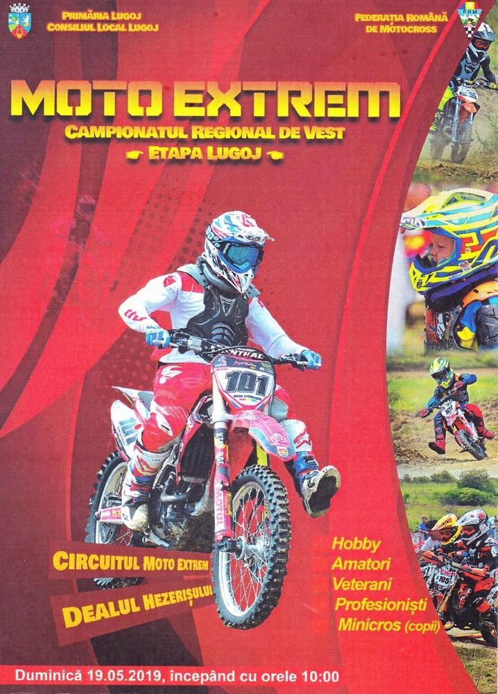 Lugoj Expres Concurs regional de motocros, la Lugoj motocros Moto Extrem Lugoj concurs circuit Campionatul Regional de Vest