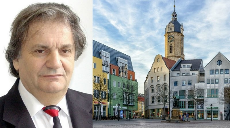 Lugoj Expres Primarul Lugojului, în vizită la Jena (Germania) vizită primar parteneriat Lugoj Jena înfrățire Germania Francisc Boldea delegație