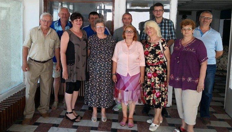 Lugoj Expres Partidul România Noastră are o organizație și la Lugoj semnături PRN Timiș PRN Lugoj PRN președinte Partidul România Noastră partid organizație Lugoj Gheorghe Funar candidatură alegeri prezidențiale