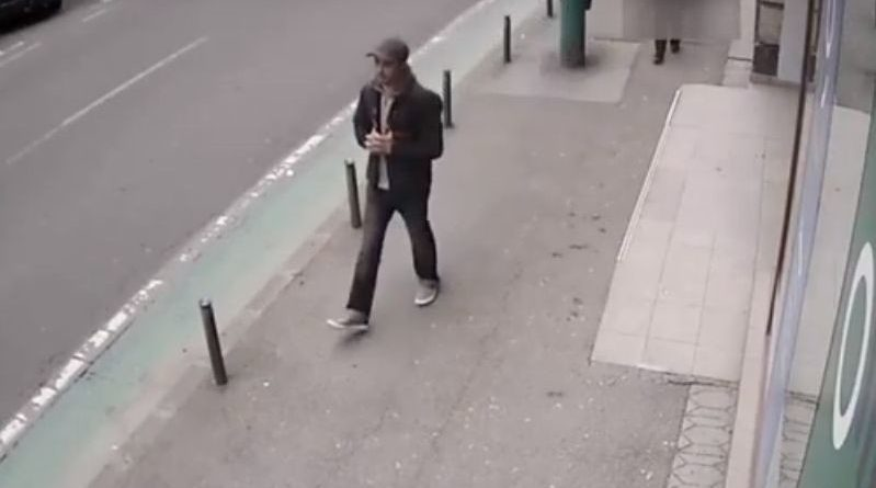 Lugoj Expres Polițiștii solicită sprijinul cetățenilor pentru identificarea unui bărbat care a sustras 23.000 de euro tâlhărie sprijin poliția infracțiune identificare furt dosar penal casa de schimb valutar bărbat amenințare 23.000 de euro