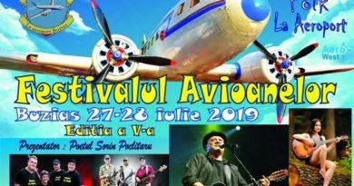 Lugoj Expres Festivalul Avioanelor, în weekend, la Buziaș rock muzica Mircea Baniciu folk Festivalul avioanelor festival concert Buziaș avioane