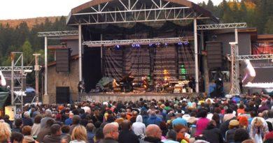 Lugoj Expres Gărâna Jazz Festival - ediția a XXIV-a Poiana Lupului natură muzicieni Jazz Banat jazz Gărâna Jazz Festival Gărâna festival