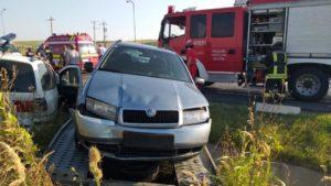 Lugoj Expres accident centura lugoj 5