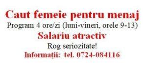 Lugoj Expres anunt angajare