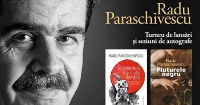 Lugoj Expres Radu Paraschivescu, dublă lansare de carte, la English Pub turneu scriitor Radu Paraschivesu Lugoj lansare de carte English Pub Art Club