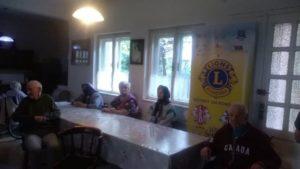 """Lugoj Expres Clubul Lions """"Ana Lugojana"""" și militarii lugojeni, o nouă acțiune caritabilă seniori persoane vârstnice militari Lugoj Lions Clubul Lions """"Ana Lugojana"""" Centrul social Anita Heim Asociația Militar-Culturală"""