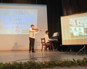 Lugoj Expres Școala Gimnazială Nr. 3 Lugoj - 250 de ani de învățământ românesc Școala Gimnazială Nr. 3 Lugoj jubileu învățământ românesc festivitate aniversară atestare documentară aniversare 250 de ani